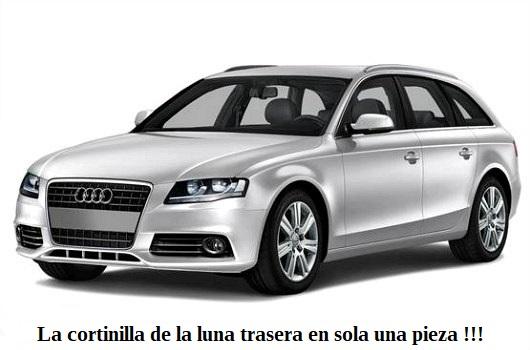 Audi A4 Avant B8 2008 2015
