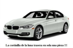 BMW 3 Serie F30