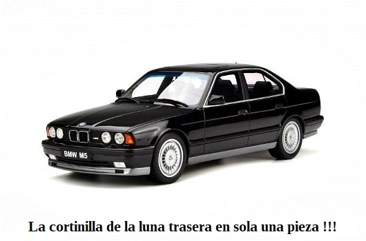 BMW Serie 5 E34 1