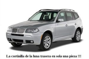 BMW X31 2007