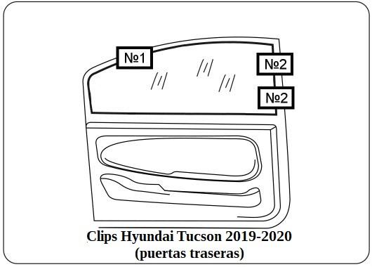parasol a medida hyundai tucson 2019-2020