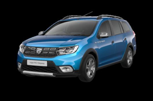 Dacia Logan MCW Stepway