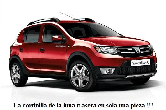 Dacia Sandero Stepway 2016 1