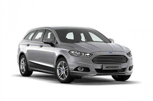 Ford Mondeo Wagon 2016