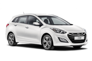 HYUNDAI I30 SW CREAMY WHITE BLANC BREAK