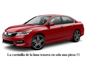 Honda Accord5 2015