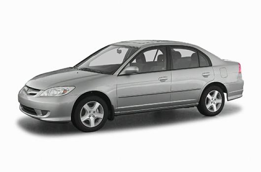 Honda Civic 4 deurs 2004