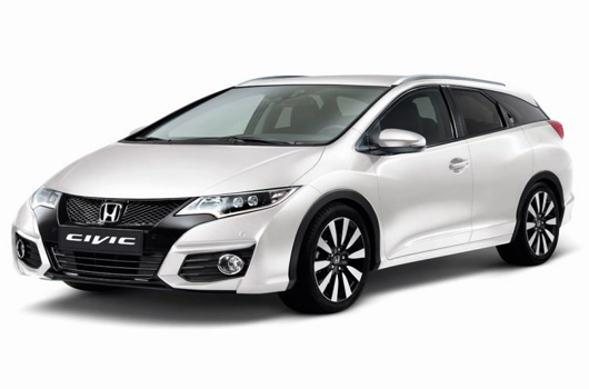 Honda Civic Tourer1 2013