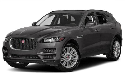 Jaguar F Pace 2017