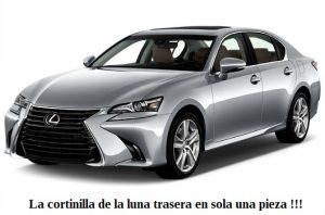 Lexus GS 300 h 2016