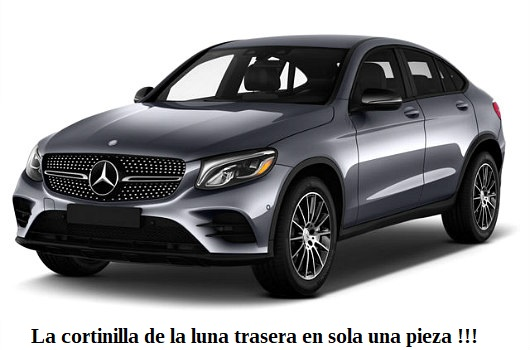MB GLC Coupe C253