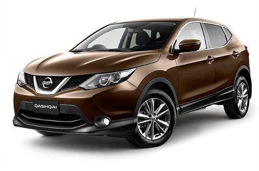 Nissan Qashqai 2017 1