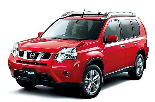 Nissan X Trail 2010