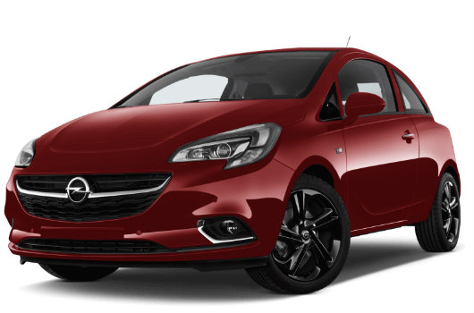 Opel Corsa 3Deurs 20141