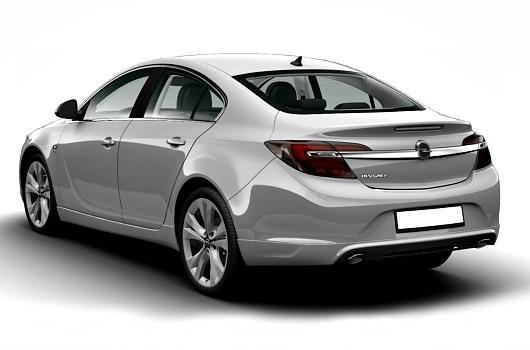 Opel Insignia 5 doors 1