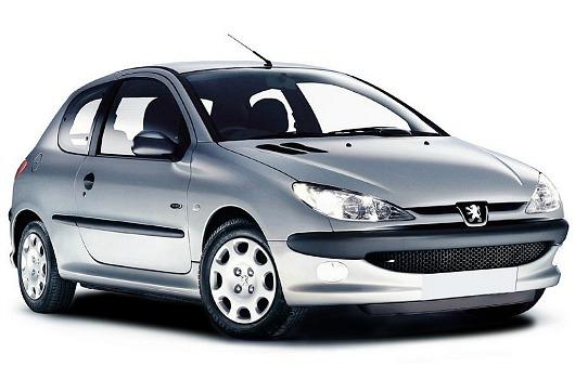 Peugeot 206 3