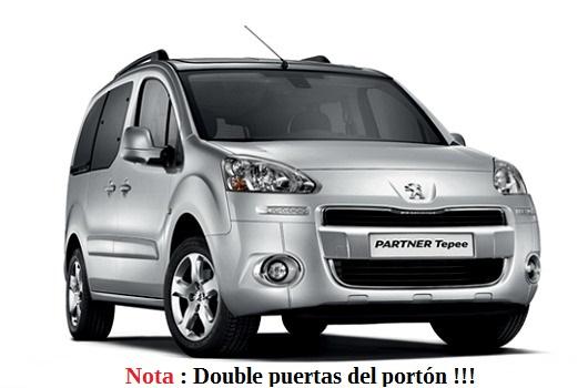 Peugeot Partner Tepee 1