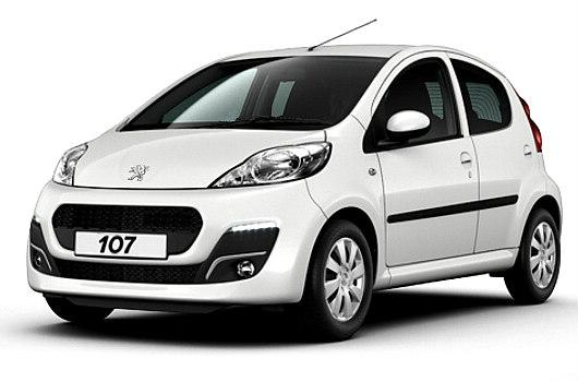 Peugeot 107 5 deurs