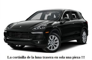 Porsche Cayenne 2015 1 1