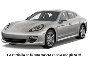 Porsche Panamera I 2013