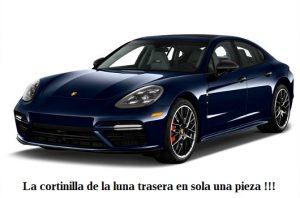 Porsche Panamera II 2019