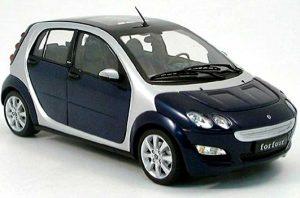 Smart Forfour 2004