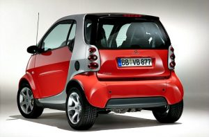 Smart Fortwo Coupe 2