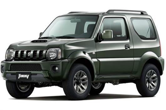 Suzuki Jimny Arì