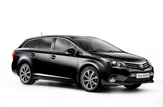 Toyota Avensis 2012 Estate