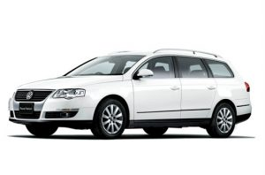 VW Passat Variant 2008
