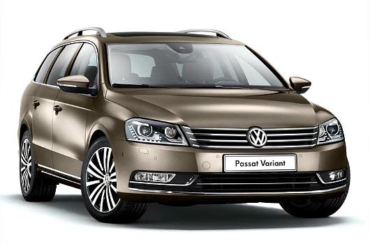 VW Passat Variant 2013