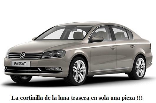 VW Passat b7 1