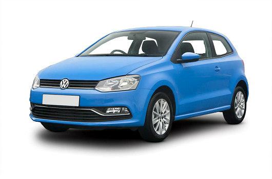 VW Polo 3D 2015