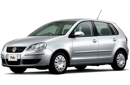 VW Polo 5 Puertas 2007