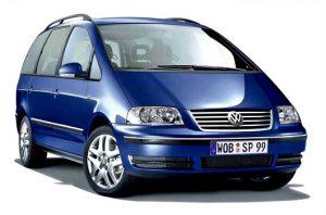 VW Sharan 2007