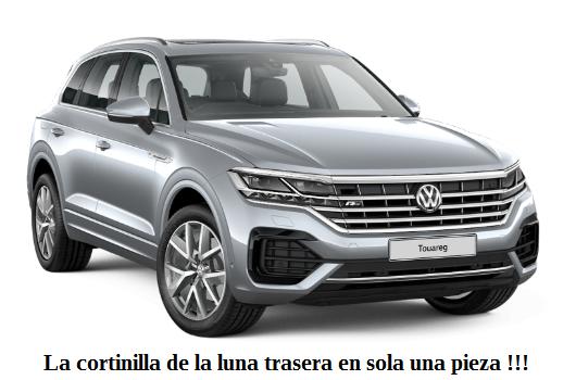 VW Touareg 2018 1