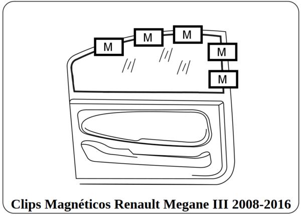 cortinilla renault megane III