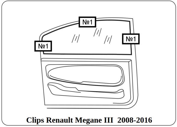 parasol a medida renault megane III