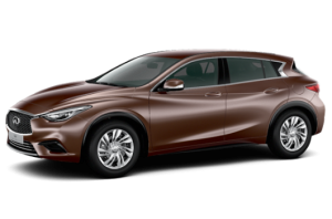 infiniti q30 liquid copper marron